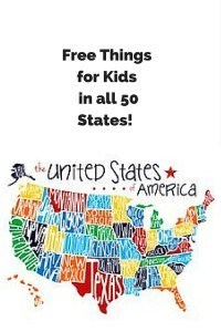 Free Things for Kids in all 50 States!