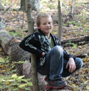 Hiking and enjoying nature at Brown County State Park