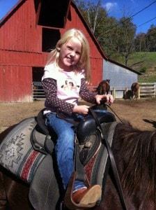 Riding Horses in Nashville, IN