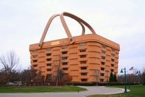 World's Largest Picnic Basket