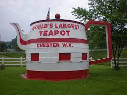 Worlds Largest Teapot