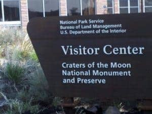 Craters of the Moon National Monument, Arco, Idaho