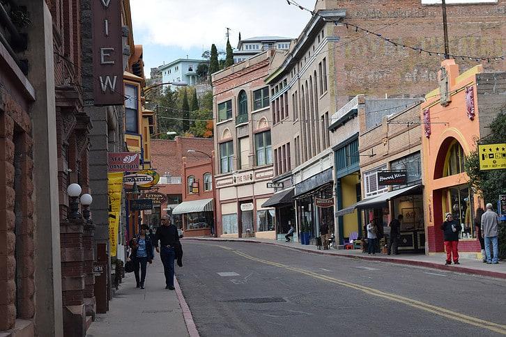 Historic Downtown Bisbee