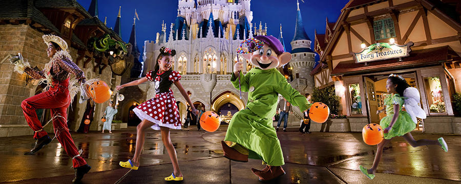Photo Courtesy: Walt Disney World