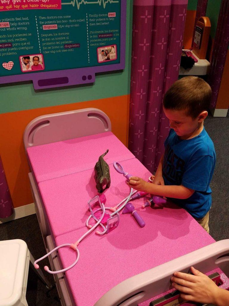 Doc McStuffins Museum Tour