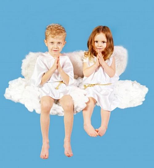 Make sure your children are on their best behavior