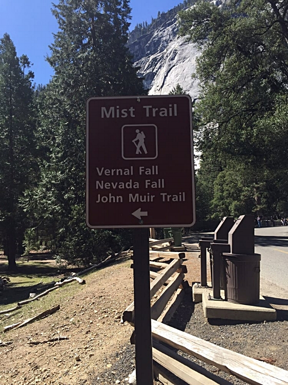 Take a hike in Yosemite National Park - Things to do with Kids in Yosemite