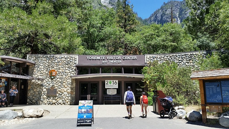 Things to do with Kids in Yosemite National Park