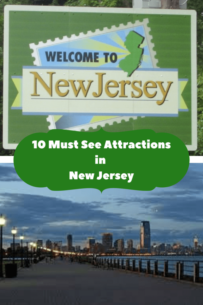 10 Must See Attractions in New Jersey