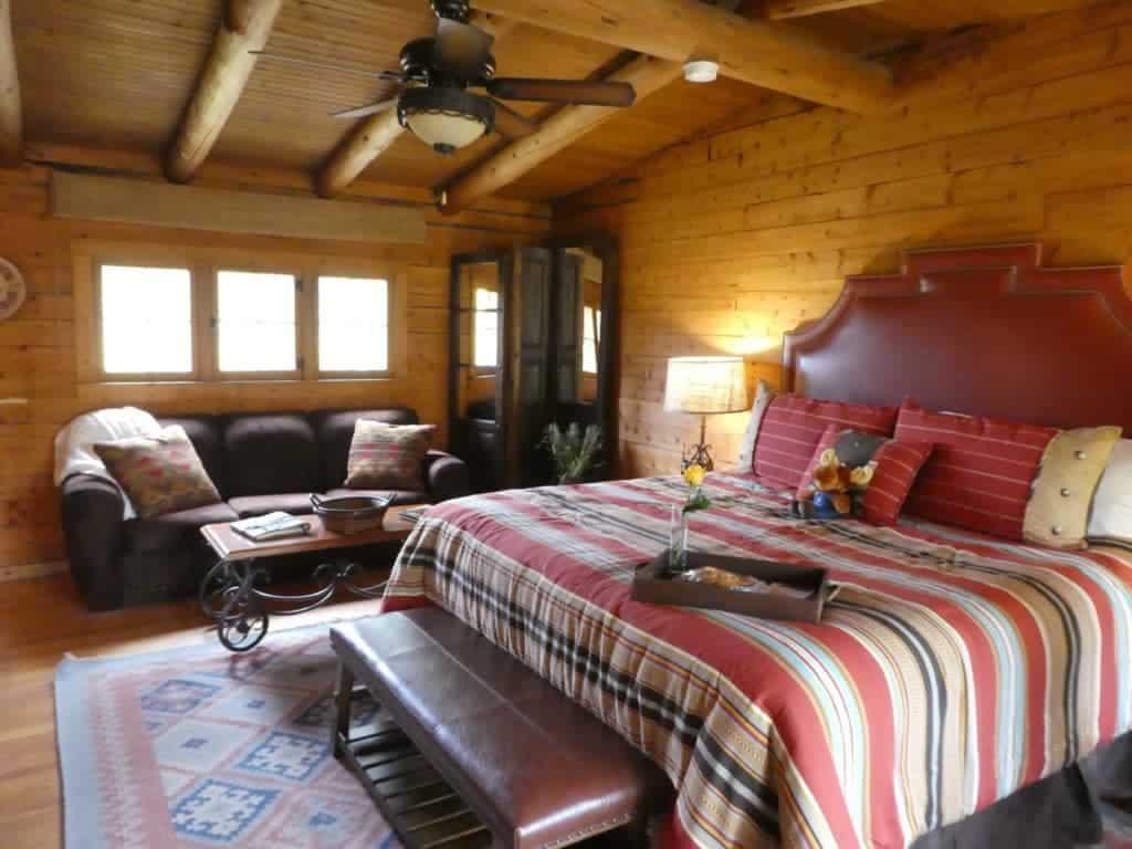 Cabin at Rawah Guest Ranch