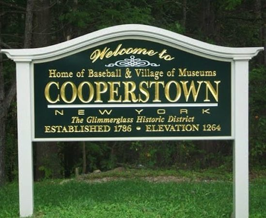 Cooperstownn NY