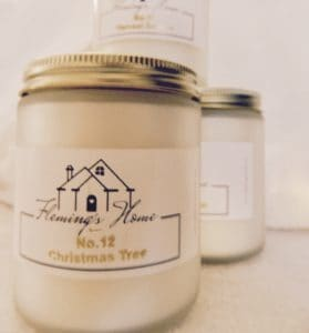 Fleming Home Candles