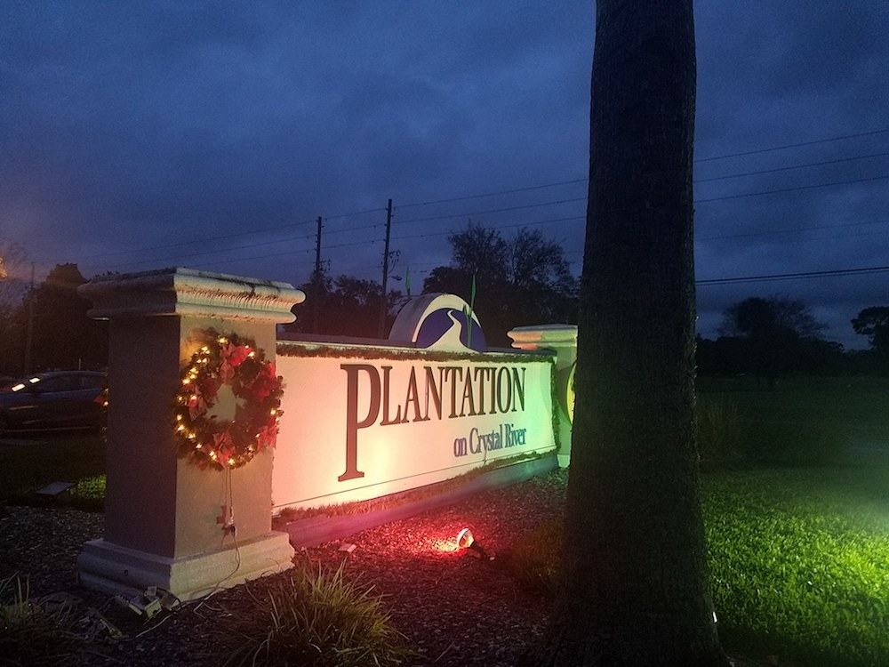 Plantation on Crystal River