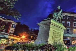10 Things to do in New England