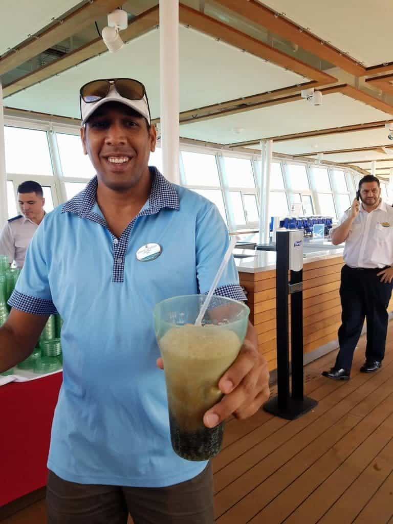 Things to know before your first cruise - Drinks on a cruise