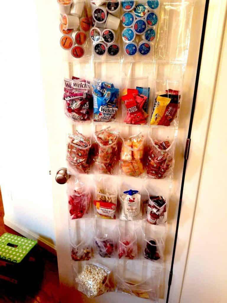 Easy Back to School Snack Hacks
