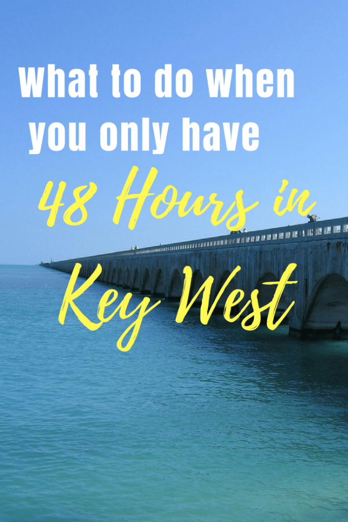 What to do when you only have 48 hours in Key West