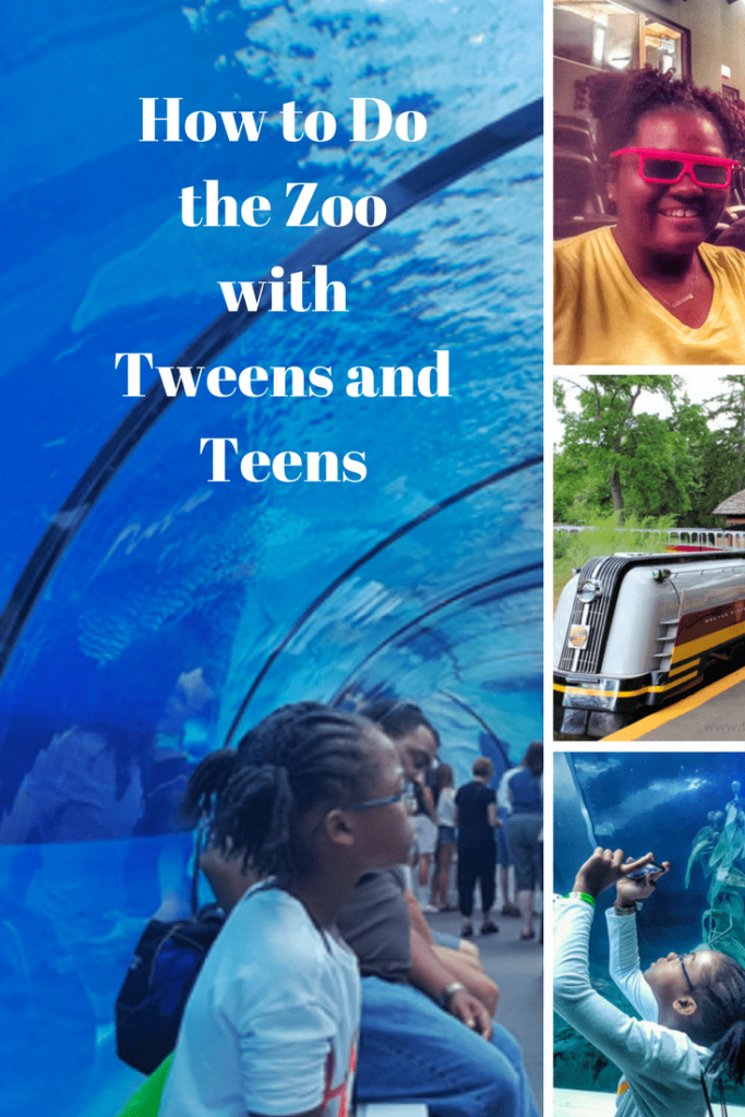 How to Do the Zoo with Tweens and Teens