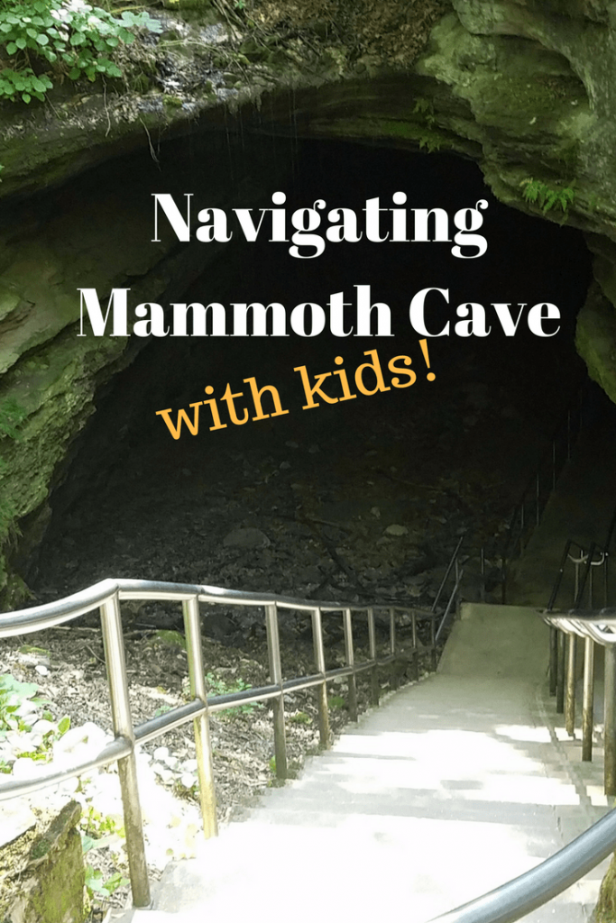 Navigating Mammoth Cave with kids, everything you need to know including the big mistake to avoid.