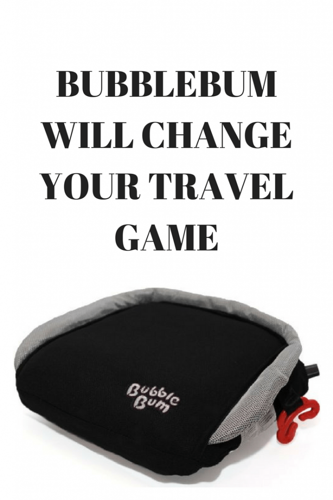 How the BubbleBum will change your travel game