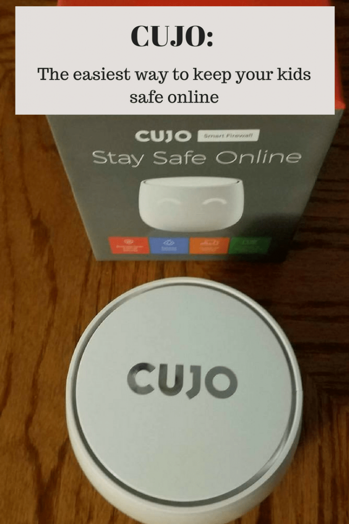 If you are looking for a simple way to keep your kids safe online CUJO Smart Firewall is a great way to protect them!